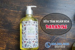 Sữa tắm ngàn hoa Paradise