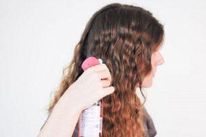 làm tóc bị ảnh hưởng nghiêm trọng
