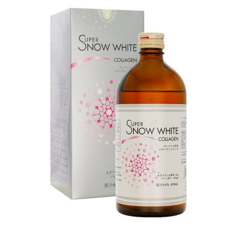 super snow white collagen tái tạo làn da
