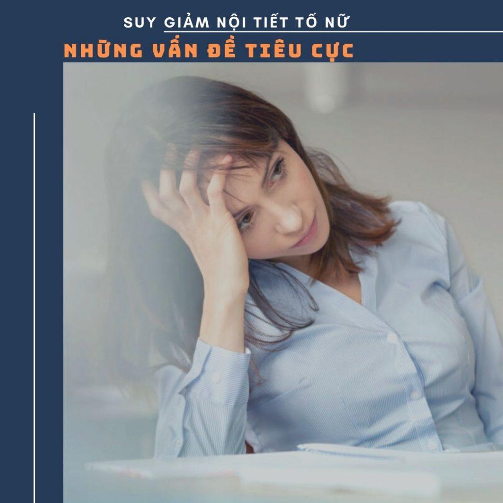 Fémipause giải quyết tận gốc suy giảm nội tiết tố nữ