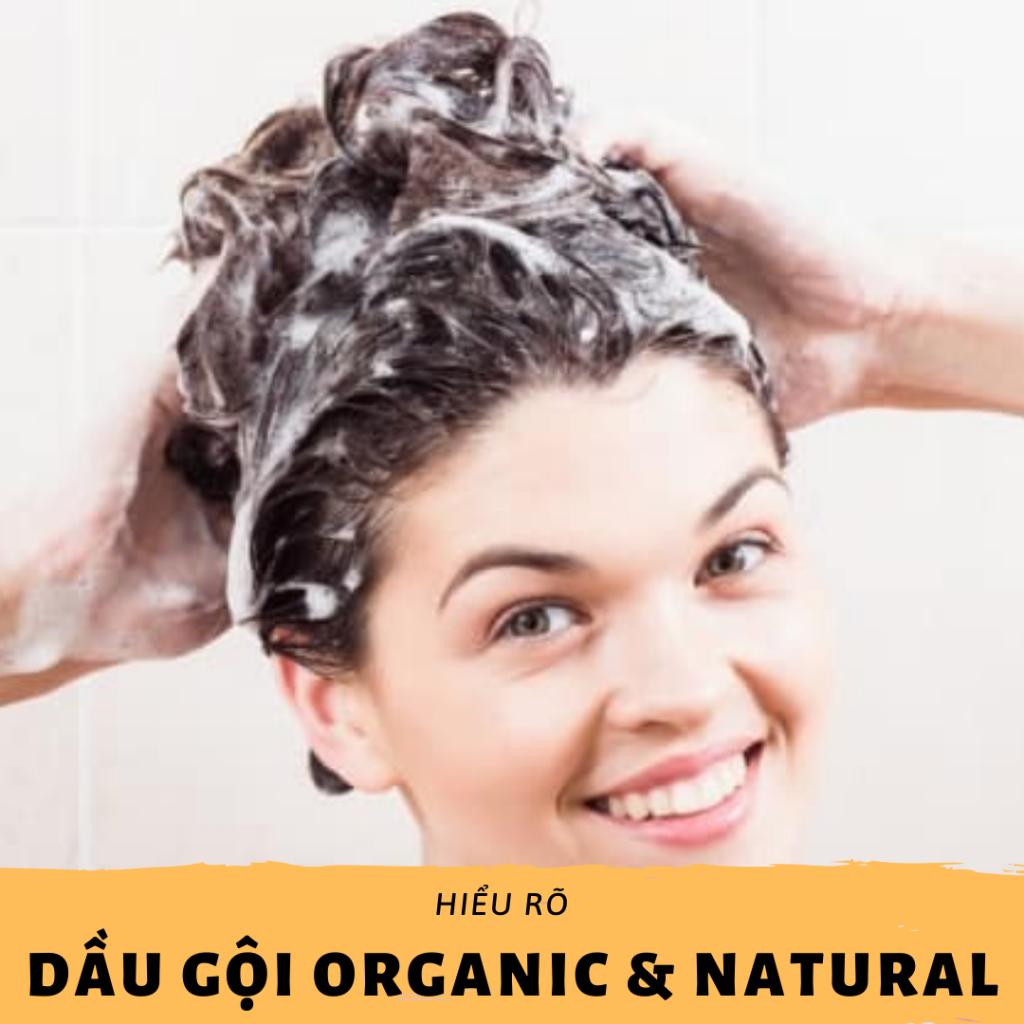 Ưu và nhược điểm dầu gội đầu trị rụng tóc organic