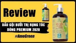 Review dầu gội bưởi trị rụng tóc tại nhà